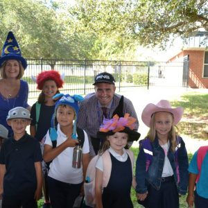 Red Ribbon Hat Day 2018 2 Copy Copy